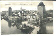 CP 67 Bas-Rhin - Strasbourg - Blick v. d. gedeckten Brücken