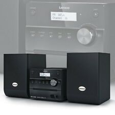 Stereo MP3 CD DAB+ Musik Kompakt Hi-Fi Midi Anlage Heimkino FM 10W Küchen Radio