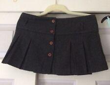 Topshop Short/Mini Pleated, Kilt Casual Skirts for Women