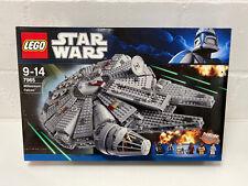Nueva marca LEGO Star Wars Set 7965 Halcón Milenario