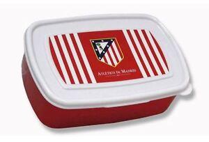 Atletico Madrid Lunch Box Frühstück Fanshop  Spain Fußball Primera División neu