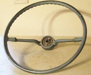 65 66 1965 1966 Chevy Impala Belair original factory steering wheel