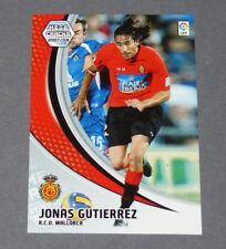 JONAS GUTIERREZ ARGENTINA MALLORCA ESPAGNE PANINI CARD FOOTBALL LIGA 2007-2008