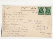 Mrs Halford The Vicarage Great Steeping Spilsby 1936 553a