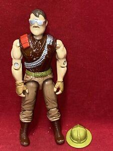 1988 Vintage Gi Joe...................SGT. SLAUGHTER 100% Complete