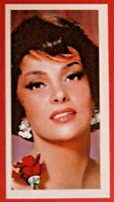 GINA LOLLOBRIGIDA - Card # 08 individual card - Tribute Collectables - 2014