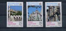 TURCHIA-TURKEY 1984 Serie Unesco 2421-23   MNH