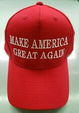 "DONALD TRUMP ""Make America Great Again"" ORIGINAL MAGA STYLE EMBROIDERED HAT WOW!"