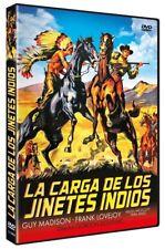 The Charge at Feather River  - La Carga De Los Jinetes Indios  (DVD)