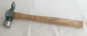 Vintage Stanley Warrington W3 14.oz  Cross Pein / Peen Hammer. Made In England
