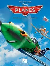 """DISNEY """"PLANES"""" PIANO/VOCAL/GUITAR MUSIC BOOK-NEW ON SALE SONGBOOK FROM MOVIE!!"""