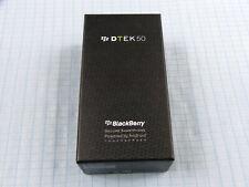 Blackberry Dtek 50 16gb nero! senza SIM-lock! USATO! OTTIMO stato! OVP!