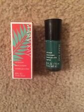 Limited Edition Mary Kay Nail Lacquer Lagoon Nail Polish New!
