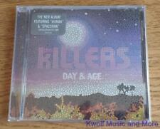 "THE KILLERS  ""Day & Age""   Island/B0012197-02   NEW    (CD,2008)"