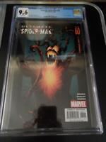 Ultimate Spider-Man #60 (Marvel) Carnage App. CGC Graded 9.6 Free Shipping!