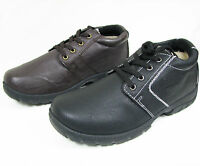 New Men's Oxfords Shoes Lace up Fashion Fur Lining Warm Comfort Casual Size:8-12
