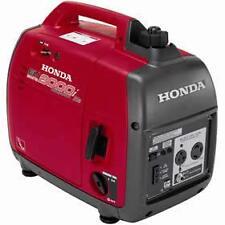 Super Quiet Honda Eu2000i 2000 Watt Lightweight Portable Generator Inverter