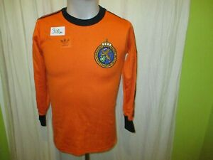 """Netherlands """" Nederlandsche Voetbalbond Koninklijke """" adidas Long Sleeve Jersey"""