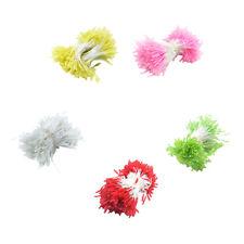 300 Stü Mehrfarbige Blüten Staubblätter Doppelknospen Kunstblume Für