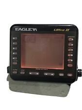 EAGLE ULTRA  II 2 Fishfinder Sonar Fish Finder Replacement Head Unit