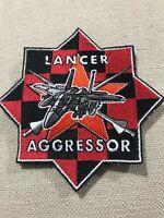 USAF 333rd Aggressor Patch, F-15E Lancer Strike Eagle Patch, Embroidered