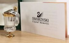 Swarovski Crystal CRYSTAL MEMORIES CHAMPAGNE BUCKET MIB 9460 000 036 / 181720