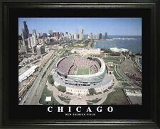 New Soldier Field, Chicago Bears 22x28 frame