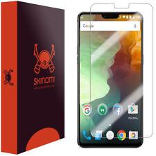 Skinomi TechSkin - Ultra Clear Film Screen Protector for OnePlus 6