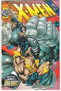 1996 X-MEN #50 VF Australian Price Variant AUS APV AUD Marvel Comics