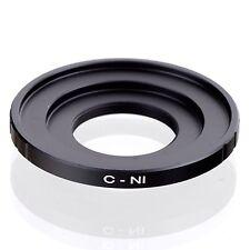 C mount Lens C Mount to Nikon 1 N1 V1 V2 J1 J2 (C-N1) adapter ring
