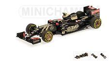 Lotus Mercedes E23 Hybrid - Pastor Maldonado - GP FI 2015 #13 - Minichamps