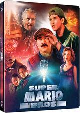 Super Mario Bros - Limited Edition Steelbook (Blu-ray) BRAND NEW!!