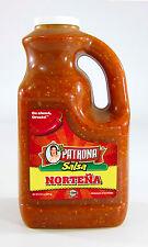 La Patrona Salsa Nortena, 4 PACK / 8.5 lb (4 / 1 Gallon Jugs), FREE SHIPPING