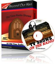 Beyond Our Ken Old Time Radio Shows 1 x MP 3 CD comedy