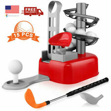 Early Educational and Outdoor games Kids Golf Toy Set for kids 3 4 5+ boys girls