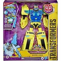 Transformers Cyberverse Officer Class Bumblebee Action Figure
