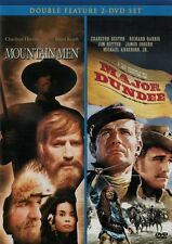 Mountain Men / Major Dundee (DVD 2 disc) Charlton Heston NEW
