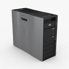 HP Z800 Workstation 2x E5645 2.40Ghz   1x400GB SSD  2TB HDD  48GB RAM Win 10