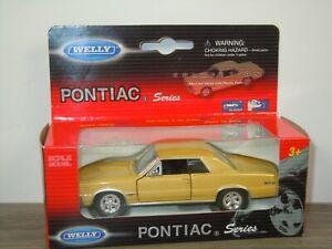 Pontiac GTO - Welly in Box *44176