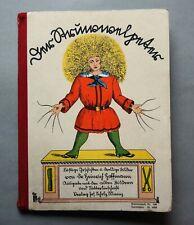 Der Struwwelpeter in Sütterlinschrift - Kinderbuch um 1940