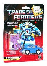 Transformers 1986 Throttlebot Freeway Vintage G1 Sealed w/Decoy Hasbro MOC MIP