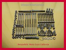 Moto Guzzi California Schrauben Edelstahlschrauben Motorschrauben Schraubensatz