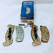 Bendix D150 Allied Organic Brake Pads D150 For 1979-1981 Ford Lincoln Mercury
