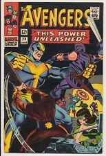 Avengers #29 Marvel Comics 1966 Black Widow Power Man