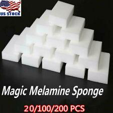 Bulk Lot Magic Sponge Eraser Melamine Cleaning Foam Thick Home Cleaning Tool US