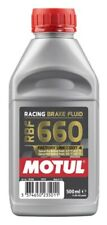 Líquido de Frenos Dot 4 MOTUL RBF 660 100% SINTÉTICO Coche y Moto