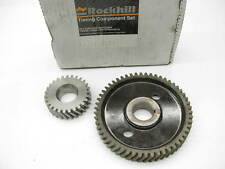 Rockhill 2542S Engine Timing Gear Set 2 Pc - 75-93 AMC, GM, Checker 2.5L 4.1L