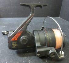 Silstar CT70 Graphite Ball Bearing Spinning Fishing Reel Very Good Cond