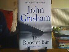 The Rooster Bar-John Grisham Hardback English Hodder & Stoughton 2017