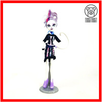 Monster High Catrine DeMew Scaremester Scare Mester Ghoul Mattel NO STAND
